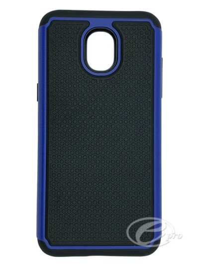 Samsung J3 (2018) Blue Duo protector case