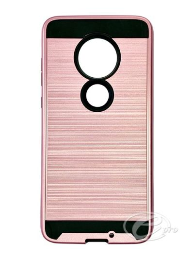 Moto G7 Rose Gold Fusion case