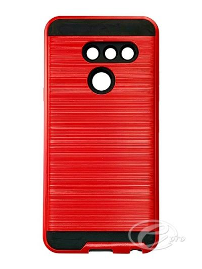 LG G8 Red Fusion case