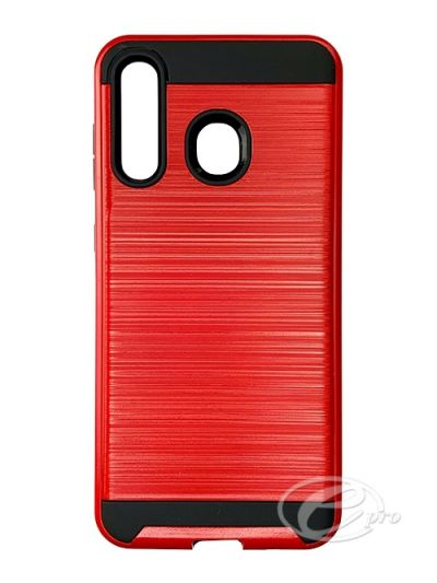 Samsung A20 Red Fusion case