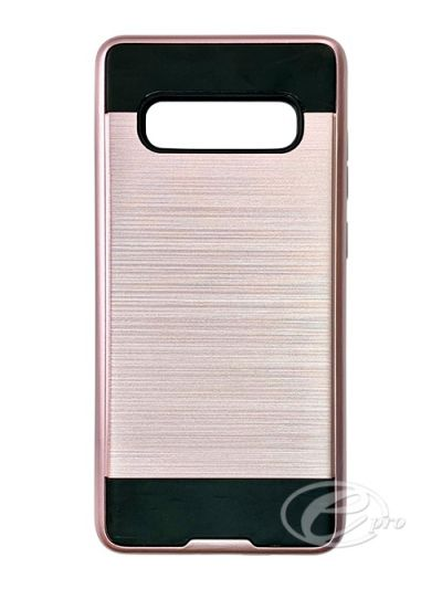 Samsung S10 Plus Rose Gold Fusion case