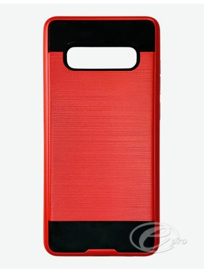 Samsung S10 Plus Red Fusion case