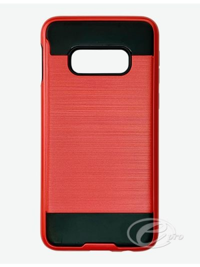 Samsung S10 Red Fusion case