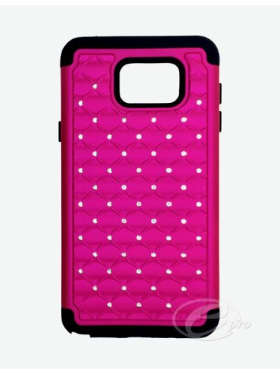 Pink Bling case Samsung S8+