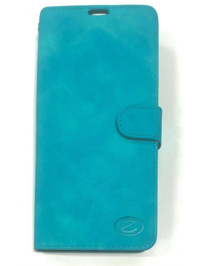 Premium Turquoise Wallet case for LG K41S