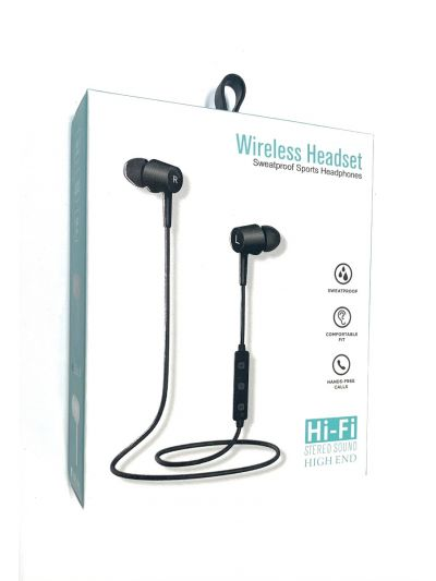 Bluetooth HI-FI Black