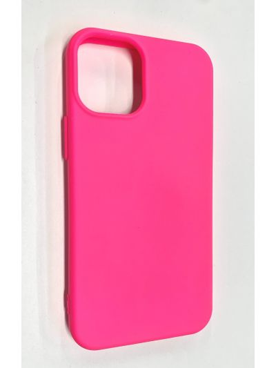 iPhone 11 Pro Max Hot Pink TPU case