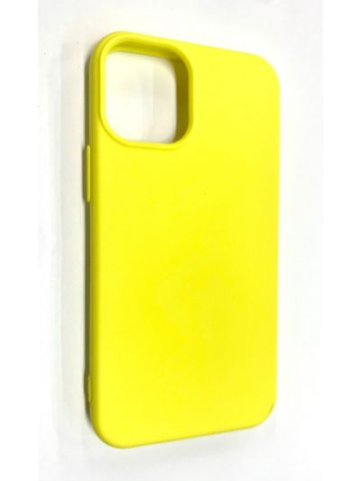 iPhone 11 Pro Yellow TPU case