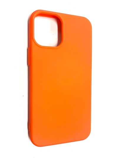 iPhone 11 Pro Orange TPU case
