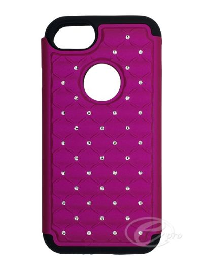 Pink Bling case iPhone 8