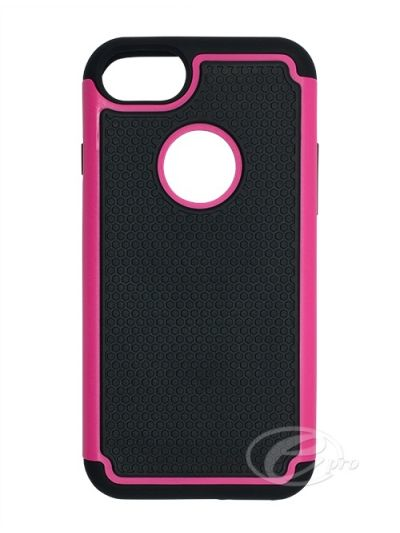 iPhone 5/5S/SE Pink Duo protector case