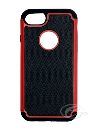 iPhone 5/5S/SE Red Duo protector case