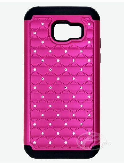 Samsung A5 (2017) Pink Bling case