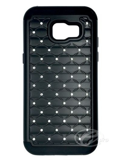Samsung A5 (2017) Black Bling case