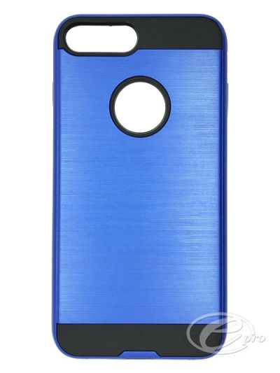 Case Fusion iPhone 8 Plus Blue