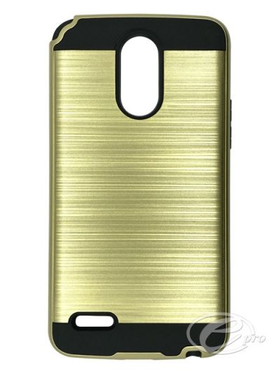 Case Fusion LG Stylo 3 Plus Gold