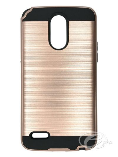 Case Fusion LG Stylo 3 Plus Rose Gold