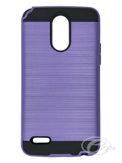 Case Fusion LG Stylo 3 Plus Purple