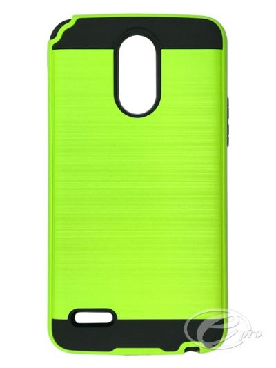 Case Fusion LG Stylo 3 Plus Green