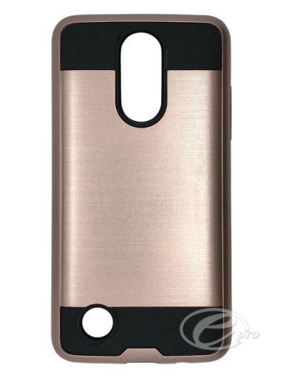 LG K9 (Fits K4 2017) Rose Gold Fusion case