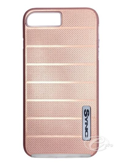 iPhone 8 Plus Rose Gold SYNC case