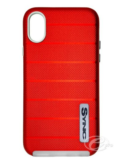 iPhone X/XS Red SYNC case