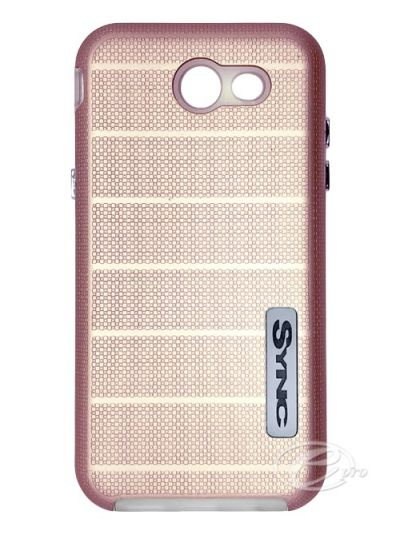 Samsung J3 Prime Rose Gold SYNC case