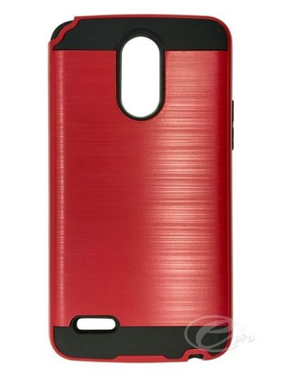 LG K30 Red Fusion case
