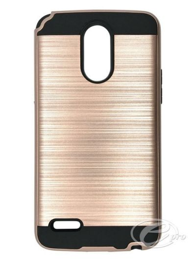 LG K30 Rose Gold Fusion case