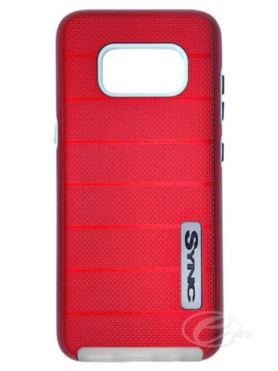 Samsung S8+ Red SYNC case