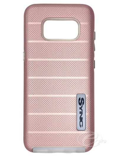 Samsung S8 Rose Gold SYNC case for