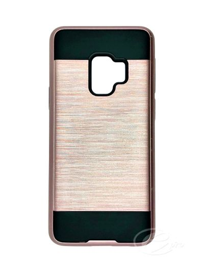 Case Fusion Samsung A8 Rose Gold