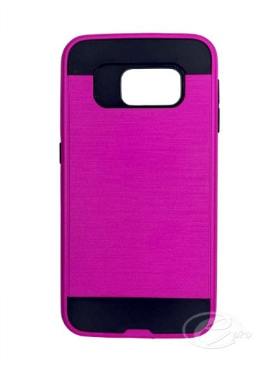 Case Fusion Samsung S6 Hot Pink