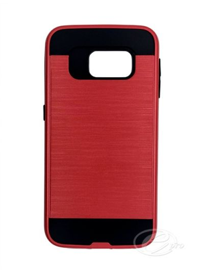 Case Fusion Samsung S7 Red