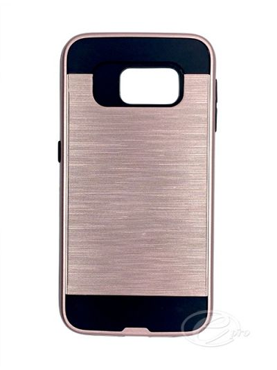 Case Fusion Samsung S6 Rose Gold