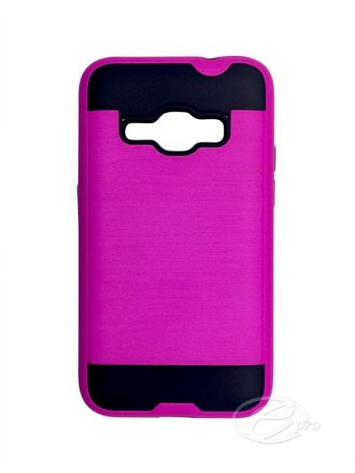 Case Fusion Samsung J3 Hot Pink