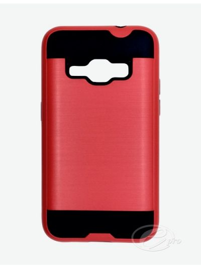 Case Fusion Samsung J3 Red