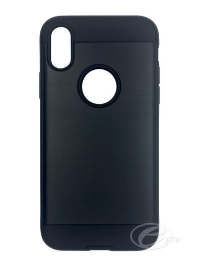 iPhone X/XS Black Fusion case