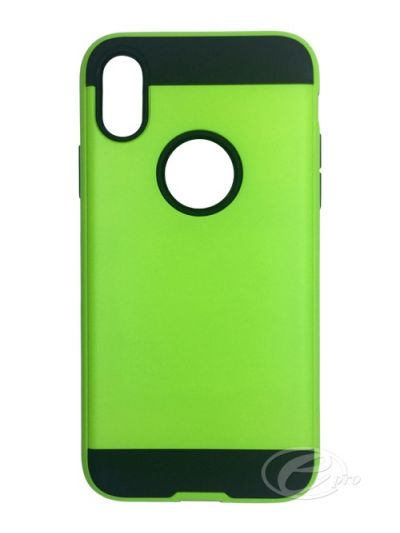 iPhone X/XS Green Fusion case
