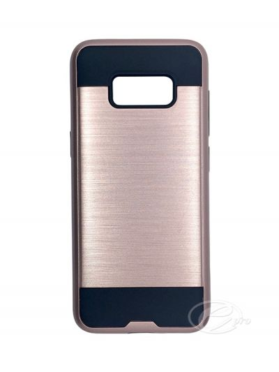Samsung S8 Rose Gold Fusion case