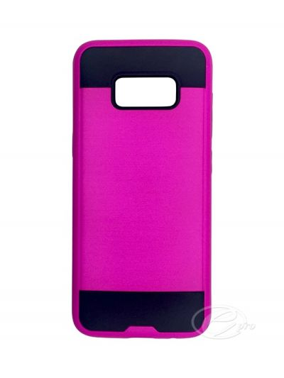 Samsung S8 Hot Pink Fusion case