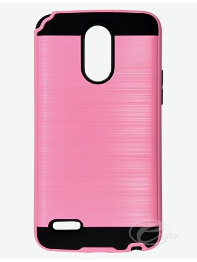 Case Fusion LG Stylo 3 Plus Light Pink