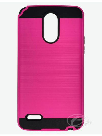 Case Fusion LG Stylo 3 Plus Hot Pink