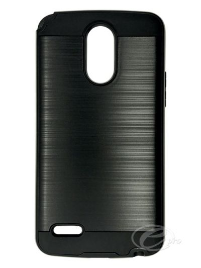 Case Fusion LG Stylo 3 Plus Black