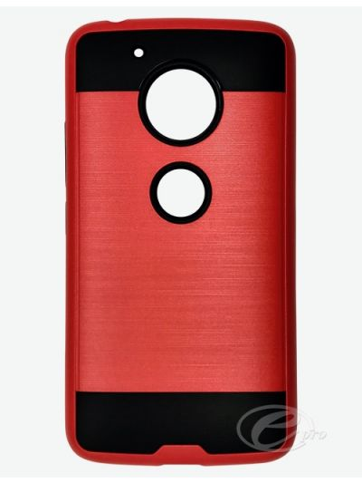 Case Fusion Moto G5 Red
